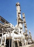 Petchem facility at Yanbu