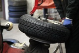 Synthetic rubbers like BR are used in the manufacture of tyres for automobiles.