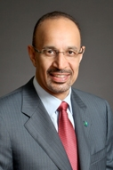 Khalid Al-Falih, president and CEO of Saudi Aramco