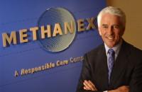 Methanex CEO Bruce Aitken
