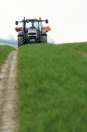 ICL produces fertilizers which are used in farming