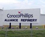 A ConocoPhillips refinery