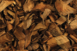 Wood waste is a potential source of chemical feed stocks in northern Europe