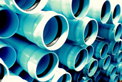 PVC is a key downstream market for chlorine