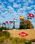 Dow headquarters in Michigan