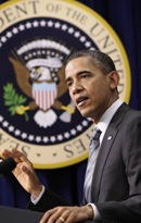 Obama announces new sanctions against Iran