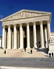 US Supreme Court hears major case on environmental law