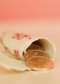 PE rises 3 cents
