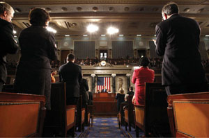 US Congress Rex Features