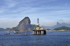 Brazil offshore oil rig 2