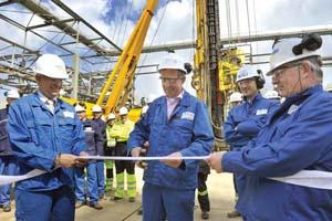 SABIC Olefins 4 Upgrade plant, SABIC