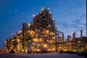 LyondellBasell channelview plant, LyondellBasell