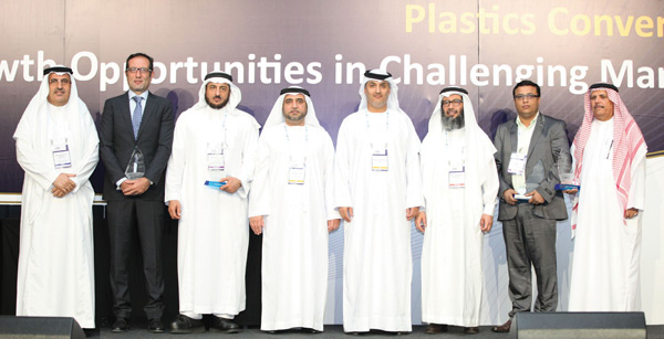 GPCS plastics awards winners