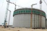 LNG terminal in Shenzhen, China