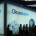 A Braskem sign