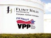 Flint Hills Corpus Christi site