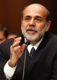 Fed chairman Bernanke raises new concerns over jobs