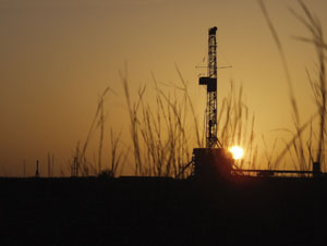 Shale gas plant Chesapeake Energy Corporation