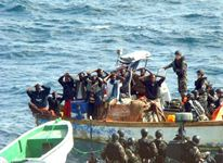 Somali pirates arrested by French marines