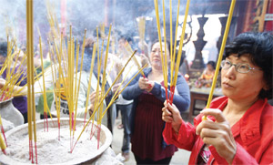 Lunar New Year celebrations will be followed by subdued base oils buying interest Rex Features
