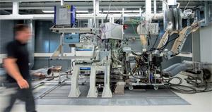 prototype engine Audi