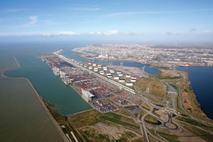 Le Harve port Le Harve