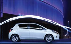 Toyota Yaris Hybrid Toyota
