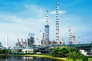 A PTT petrochemical facility in Thailand
