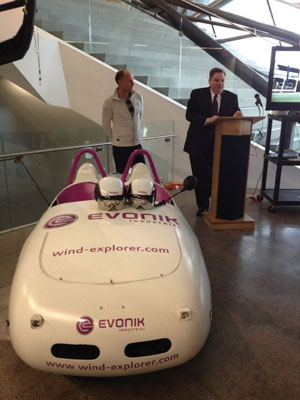 Evonik Wind Explorer Joe Chang/ICIS