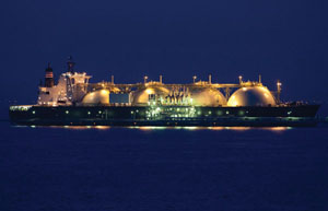LNG plant Getty Images