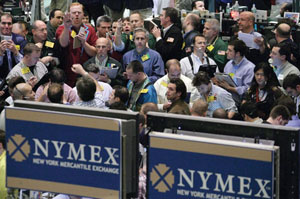 NYMEX Rex Features
