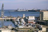 Port Said, Suez Canal in Egypt