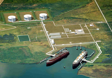 Dow lauds LNG export decision, calls it a 'prudent step'