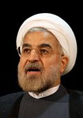 Iran president-elect Hassan Rohani