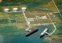 Third non-FTA permit for LNG exports granted to Lake Charles Exports