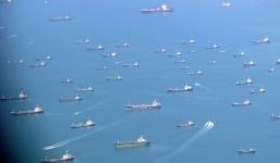 Saudi port congestion