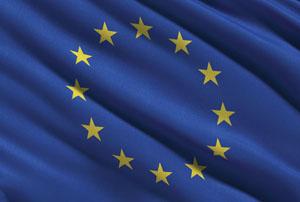 EU flag Rex Features