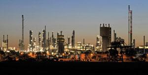 BASF plant BASF