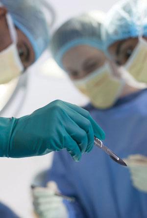 Surgeons Rex Features