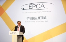 SABIC CEO Mohamed Al-Mady gives keynote speech at EPCA