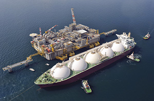 LNG ship REx Features