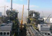 Utilities being constructed at Sadara