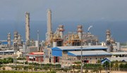Qatar gas field and plant