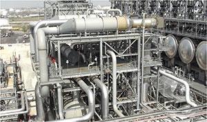 PetroLogistics plant PetroLogistics