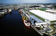 The Houston Ship Channel will be the site of Enterprise ethane terminal