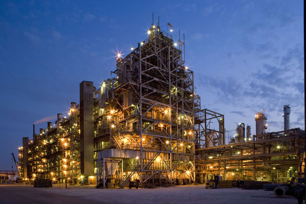 Channelview, Texas, US cracker LyondellBasell