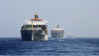 Asia September deep-sea naphtha inflows jump 42% on month