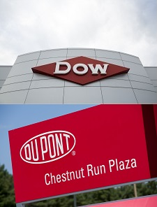 The DowDuPont merger awaits regulatory approval after shareholders voted to proceed with the deal
