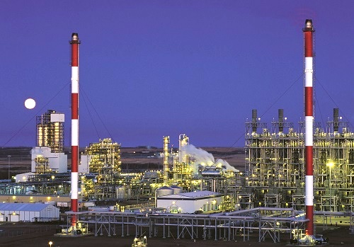 NOVA Chemicals complex in Joffre, Alberta province, Canada. (Source: NOVA)