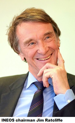 Jim Ratcliffe (for Joseph Chang)